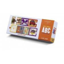 Didaktické puzzle ABC 3,35m 52ks