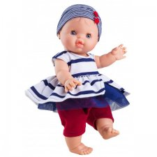 Bábika bábätko Rebeca 34cm