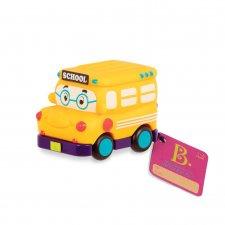 Školský autobus na naťahovanie