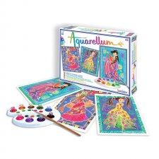 Aquarellum Dievčatá