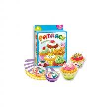 Modelovanie Patarev - zdobenie muffinov