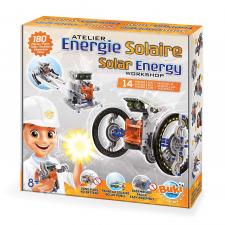 Solárna energia 14 modelov v 1