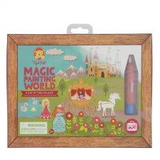 Magické maľovanie V paláci
