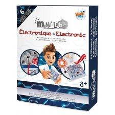 Vedecký set Elektronika mini