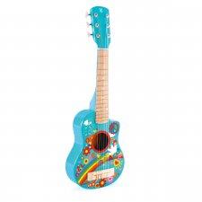 Gitara kvetinová Flower Power