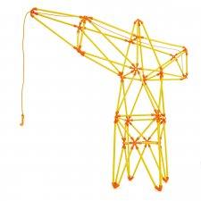 Flexistix bambusová skladačka Žeriav