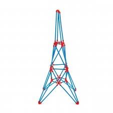 Flexistix bambusová skladačka Eiffelova veža
