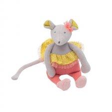 Myška v sukničke 19 cm
