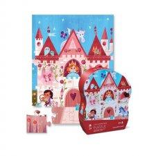 Puzzle mini Malá princezná 24ks