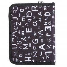 Peračník Písmená čierny veľký