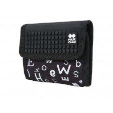 Peňaženka Písmená čierne