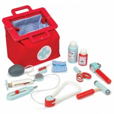 Lekársky kufrík s príslušenstvom