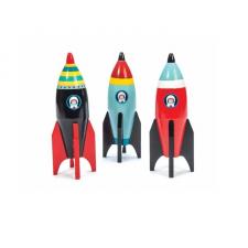 Drevená raketa