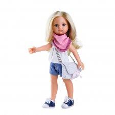 Bábika Claudia v šortkách 32cm