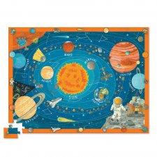 Puzzle Vesmír veľké 100ks