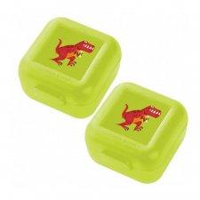 Box na jedlo Tyranosaurus Rex 2ks