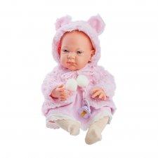 Oblečenie pre bábätko Rosa 36cm