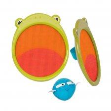 Chytanie lopty - žaba