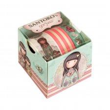 Gorjuss papierové lepiace pásky set Seven Sisters