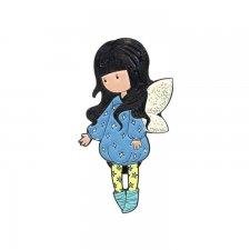 Gorjuss brošňa Bubble Fairy