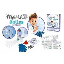 Vedecký set Mydlové bubliny