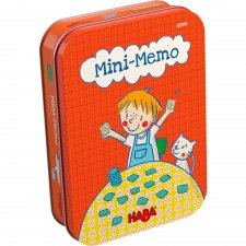 Hra v plechovke Mini pexeso