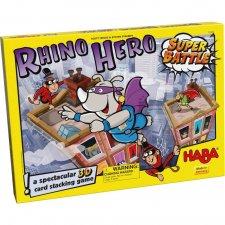 Spoločenská hra Rhino Hero - superboj