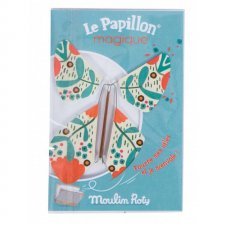 Kúzelný motýľ Tulip