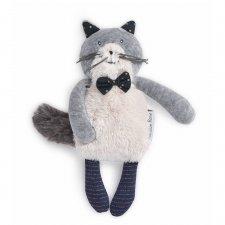 Mačka sivá Fernand 19cm