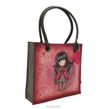 Gorjuss nákupná taška veľká Ladybird