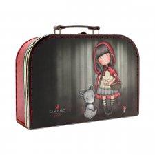 Gorjuss kufrík Little Red Riding Hood veľkosť M