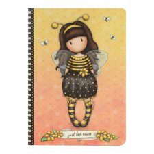 Gorjuss zápisník Bee-Loved (Just Bee-Cause)
