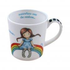 Gorjuss hrnček Rainbow Heaven