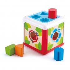 Triedenie tvarov kocka