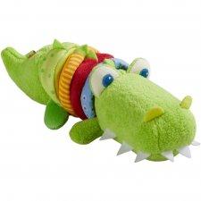Plyšový krokodíl naťahovací