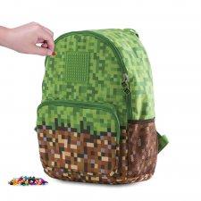 Batoh Mine&Craft zelený malý 17 l