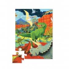 Puzzle Dinosaury 24ks