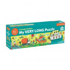Puzzle dlhé Doprava 30ks