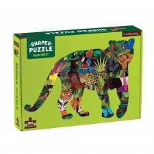 Puzzle tvarované Dažďový prales 300ks