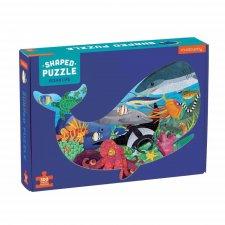 Puzzle tvarované Život v oceáne 300ks