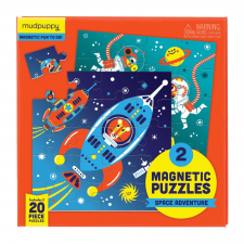 Puzzle magnetické Vesmírne dobrodružstvá