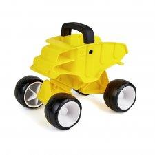 Autíčko do piesku žlté