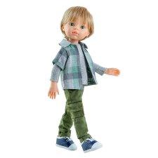 Bábika chlapec Luis 32cm