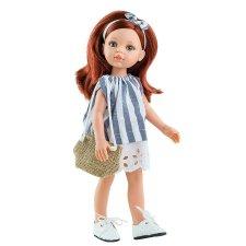 Bábika Cristi v letných šatách 32cm