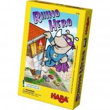 Spoločenská hra Rhino Hero