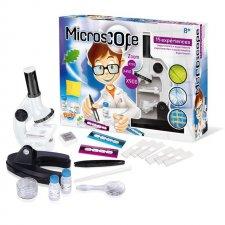 Mikroskop a 15 experimentov