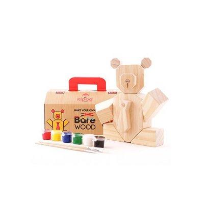 Medvedík Bare Wood