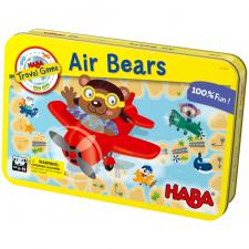 Magnetická hra Medvede vo vzduchu Ostrovné preteky