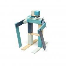 Magnetická stavebnica 24ks Blues