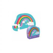 Puzzle mini Dúha 12ks